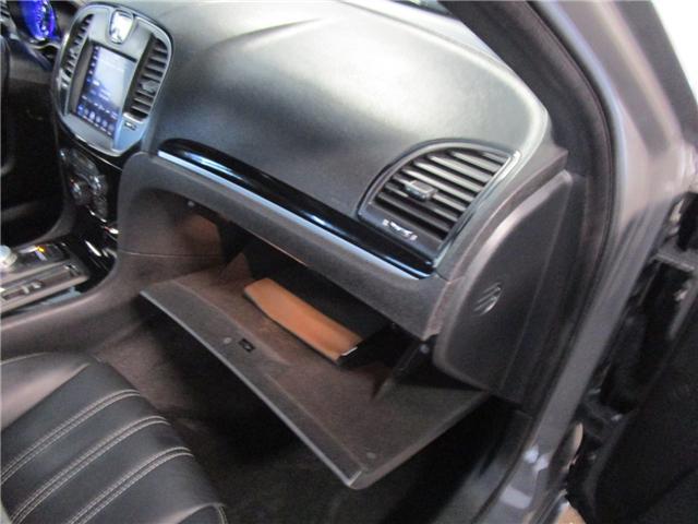 2018 Chrysler 300 S (Stk: F170438 ) in Regina - Image 32 of 35