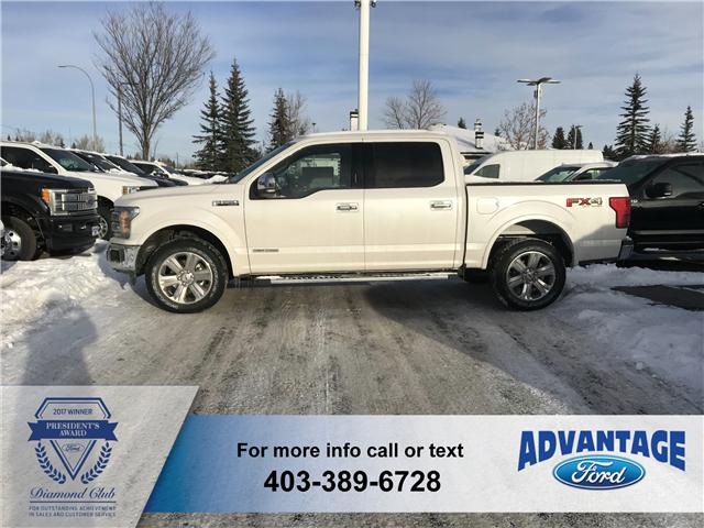 2018 Ford F-150 Lariat (Stk: J-1343) in Calgary - Image 2 of 5