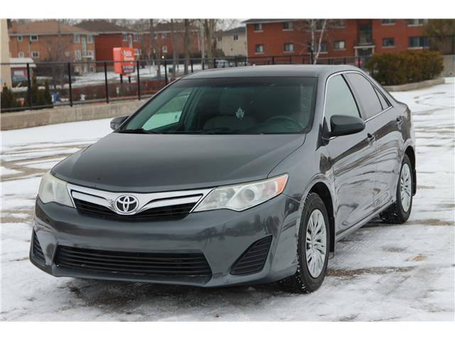 2012 Toyota Camry LE (Stk: 1809441) in Waterloo - Image 1 of 21