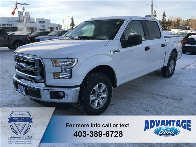 2015 Ford F-150 XLT (Stk: J-1903A) in Calgary - Image 1 of 14