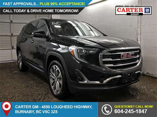 2019 GMC Terrain SLT (Stk: 79-34990) in Burnaby - Image 1 of 12