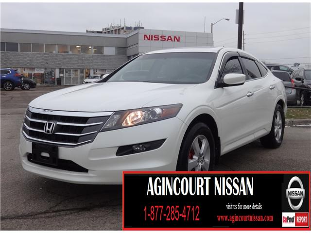 2010 Honda Accord Crosstour EX-L (Stk: JC361540A) in Scarborough - Image 1 of 20