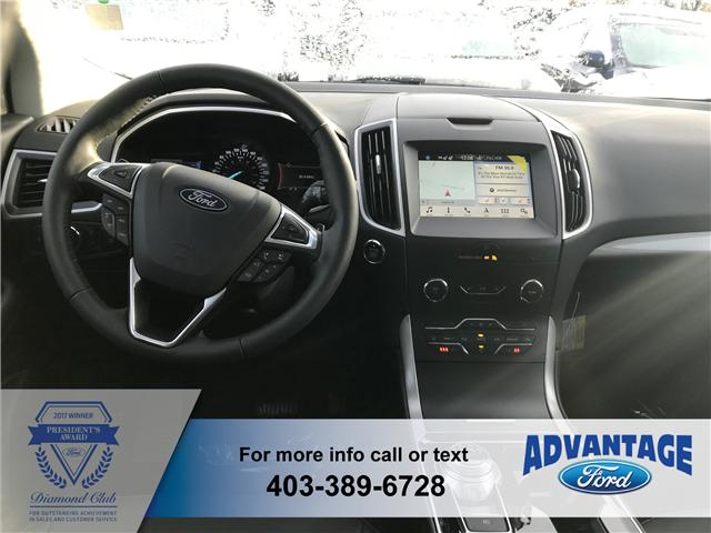 2019 Ford Edge SEL (Stk: K-199) in Calgary - Image 3 of 5