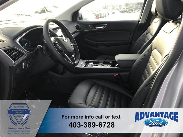 2019 Ford Edge SEL (Stk: K-199) in Calgary - Image 4 of 5