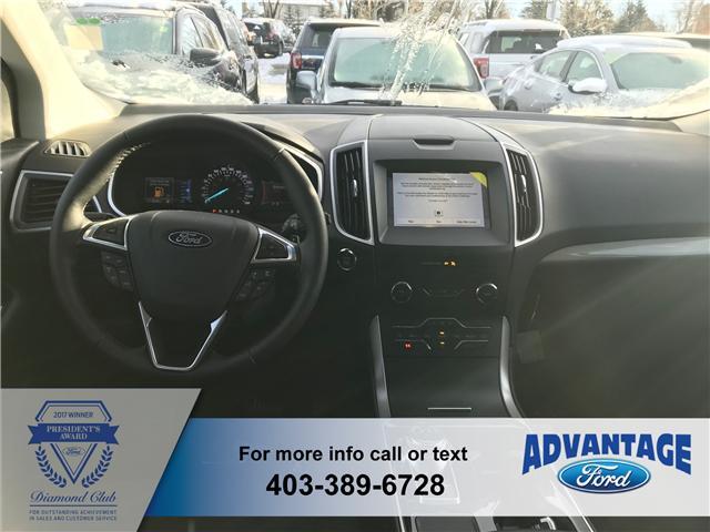 2019 Ford Edge SEL (Stk: K-200) in Calgary - Image 4 of 5