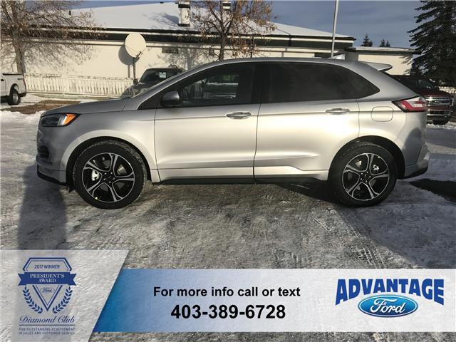 2019 Ford Edge ST (Stk: K-203) in Calgary - Image 2 of 5