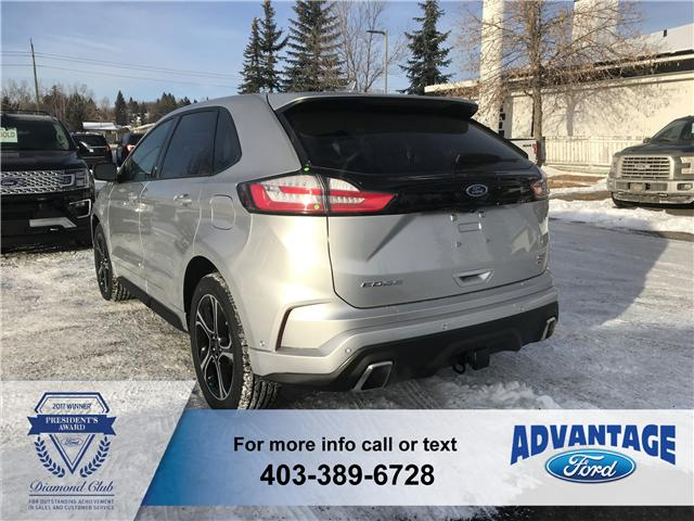 2019 Ford Edge ST (Stk: K-203) in Calgary - Image 3 of 5