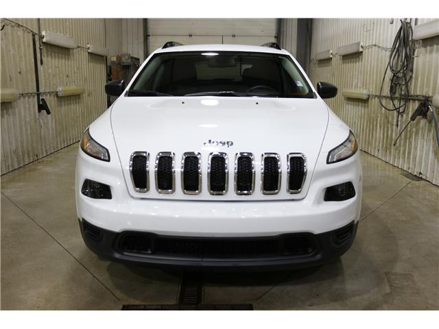 2018 Jeep Cherokee Sport (Stk: JP024) in Rocky Mountain House - Image 2 of 22