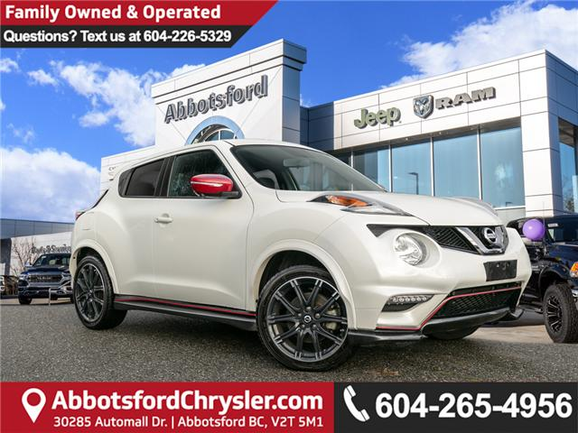 Used 2015 Nissan Juke For Sale In Abbotsford