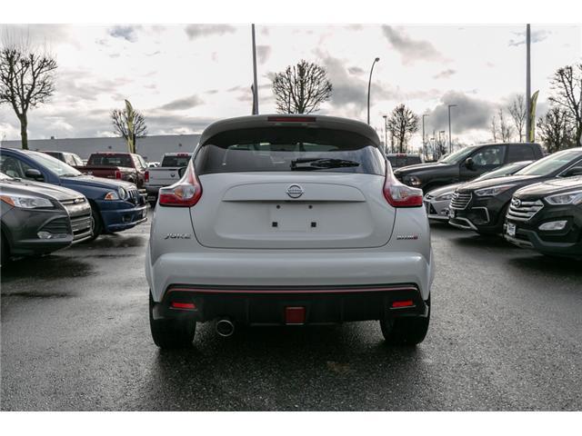 2015 Nissan Juke Nismo (Stk: J510835A) in Abbotsford - Image 6 of 22