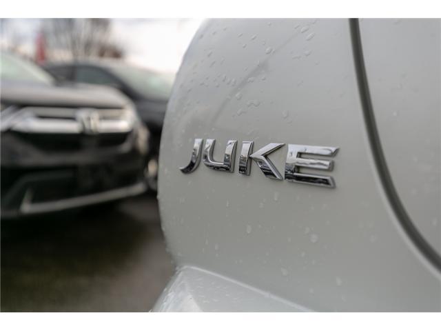 2015 Nissan Juke Nismo (Stk: J510835A) in Abbotsford - Image 10 of 22