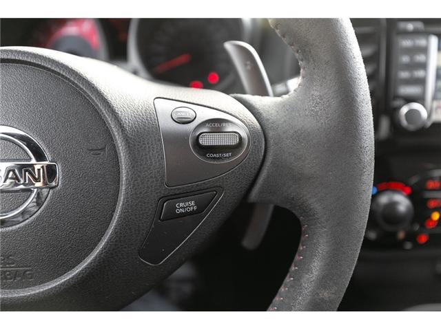 2015 Nissan Juke Nismo (Stk: J510835A) in Abbotsford - Image 18 of 22