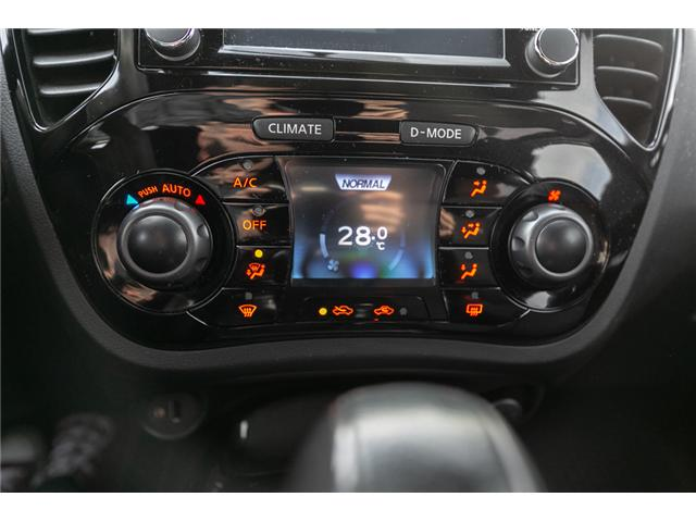 2015 Nissan Juke Nismo (Stk: J510835A) in Abbotsford - Image 21 of 22