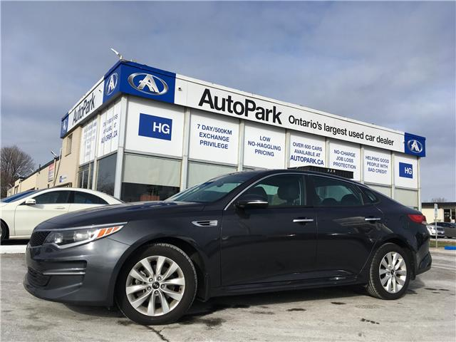2017 Kia Optima LX+ (Stk: 17-30777) in Brampton - Image 1 of 25