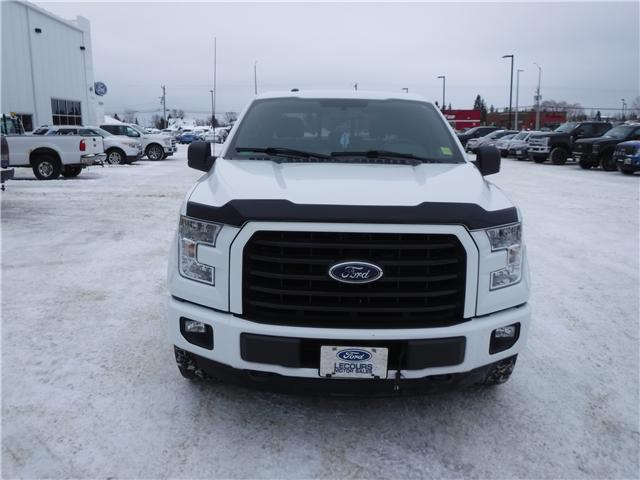 2015 Ford F-150 XLT (Stk: U-3725) in Kapuskasing - Image 2 of 12