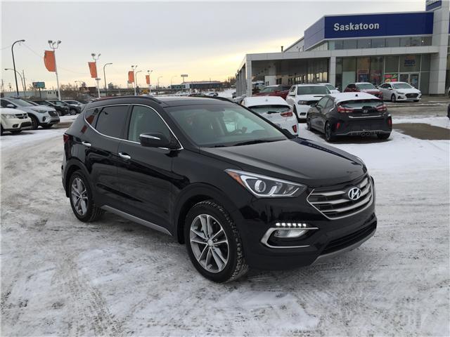 2018 Hyundai Santa Fe Sport 2.0T SE (Stk: B7192) in Saskatoon - Image 1 of 27