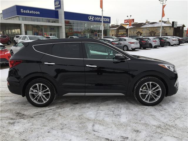 2018 Hyundai Santa Fe Sport 2.0T SE (Stk: B7192) in Saskatoon - Image 2 of 27
