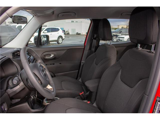2015 Jeep Renegade Sport (Stk: EE898730A) in Surrey - Image 8 of 23