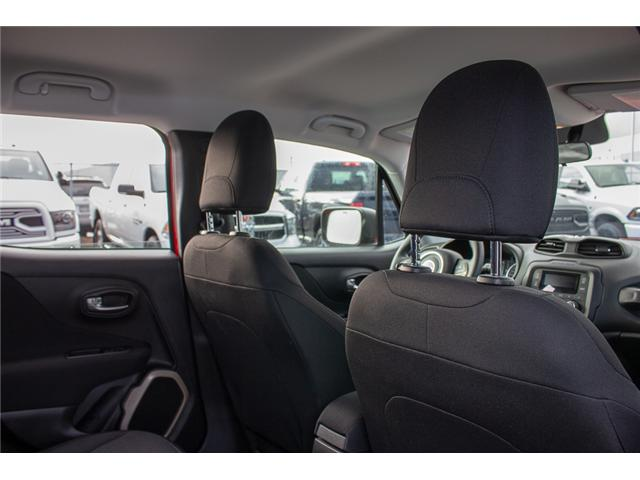 2015 Jeep Renegade Sport (Stk: EE898730A) in Surrey - Image 13 of 23