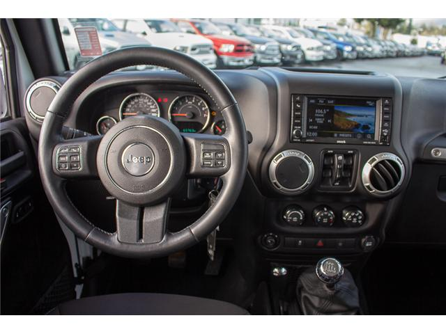 2015 Jeep Wrangler Unlimited Sahara (Stk: EE899770) in Surrey - Image 11 of 23