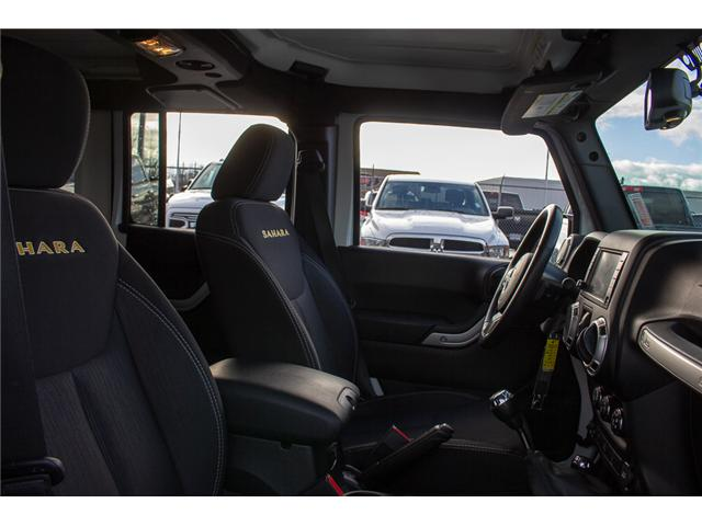 2015 Jeep Wrangler Unlimited Sahara (Stk: EE899770) in Surrey - Image 15 of 23