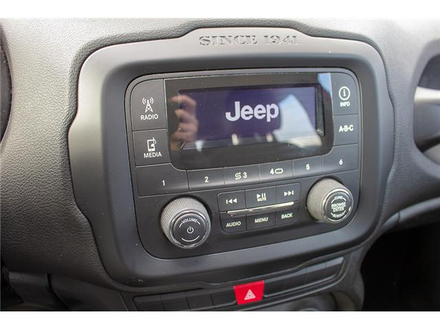 2015 Jeep Renegade Sport (Stk: EE898730A) in Surrey - Image 19 of 23