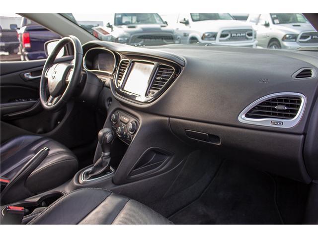 2014 Dodge Dart Limited (Stk: K560126A) in Surrey - Image 13 of 23
