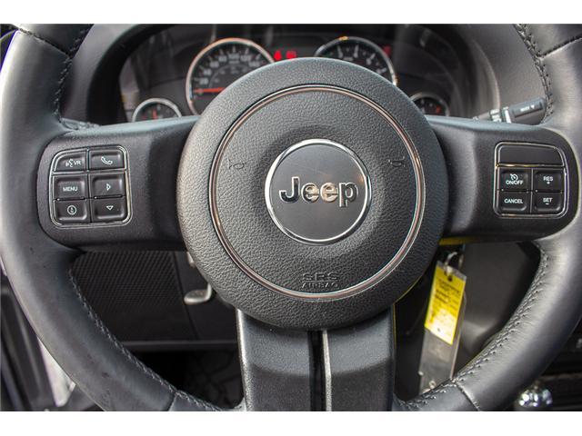 2013 Jeep Wrangler Unlimited Sahara (Stk: K142596B) in Surrey - Image 18 of 29