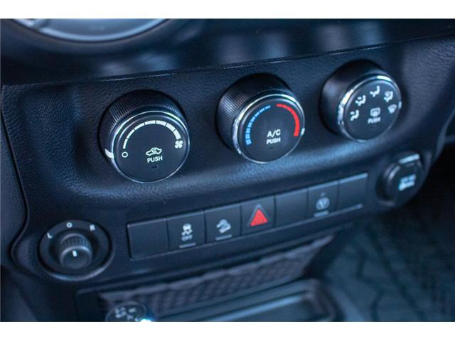 2013 Jeep Wrangler Unlimited Sahara (Stk: K142596B) in Surrey - Image 21 of 29