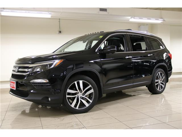 2016 Honda Pilot Touring (Stk: HP3103) in Toronto - Image 1 of 40