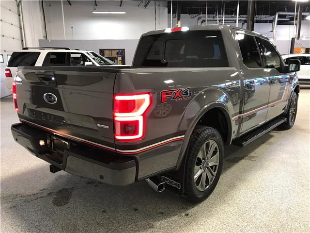 2018 Ford F-150 Lariat (Stk: A11888) in Calgary - Image 5 of 15
