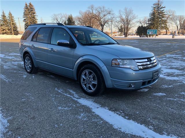 2008 Ford Taurus X Limited (Stk: 9786.1) in Winnipeg - Image 1 of 29