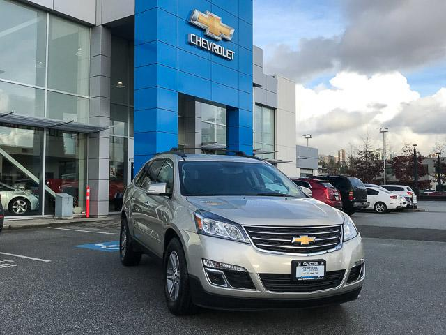 2015 Chevrolet Traverse 1LT (Stk: 9TR28761) in North Vancouver - Image 2 of 30