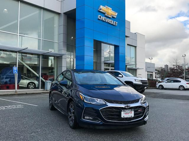 2019 Chevrolet Cruze LT (Stk: 9C77910) in North Vancouver - Image 2 of 13