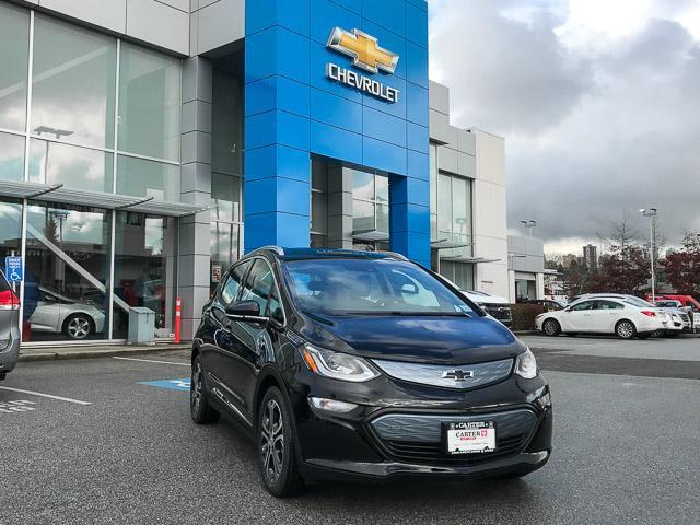 2019 Chevrolet Bolt EV Premier (Stk: 9B07670) in North Vancouver - Image 2 of 13