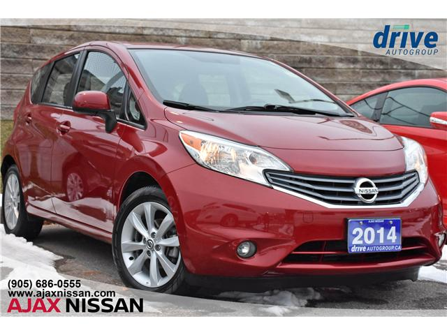 2014 Nissan Versa Note 1.6 SL (Stk: P4037) in Ajax - Image 1 of 24