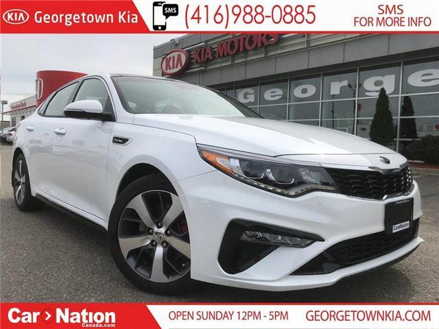 2019 Kia Optima SX | $239 BI-WEEKLY | TURBO | LOADED | (Stk: OP19007) in Georgetown - Image 1 of 30