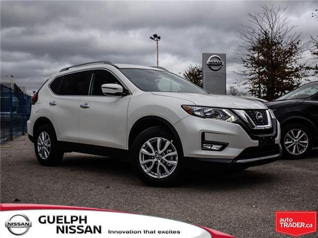 2019 Nissan Rogue SV (Stk: N19738) in Guelph - Image 1 of 5
