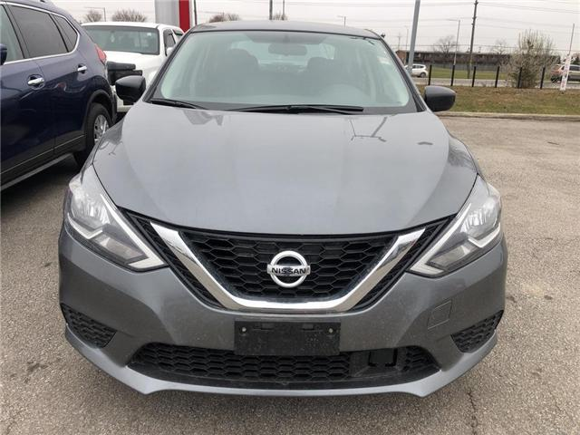 2018 Nissan Sentra 1.8 SV Midnight Edition (Stk: SE125-18) in Etobicoke - Image 2 of 5