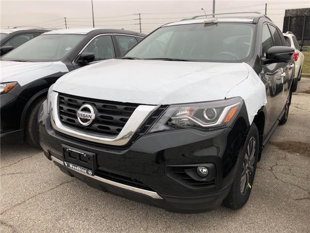 2019 Nissan Pathfinder SL Premium (Stk: PA19-004) in Etobicoke - Image 1 of 5