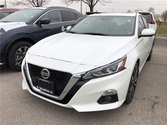 2019 Nissan Altima 2.5 Platinum (Stk: AL19-004) in Etobicoke - Image 1 of 5