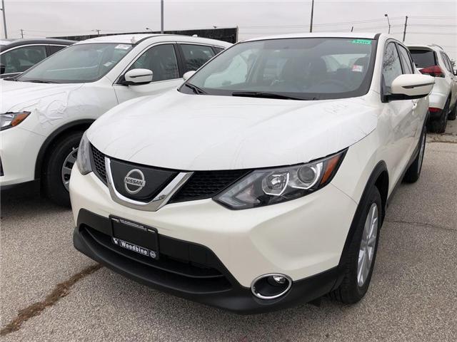 2018 Nissan Qashqai SV (Stk: QA60-18) in Etobicoke - Image 1 of 5