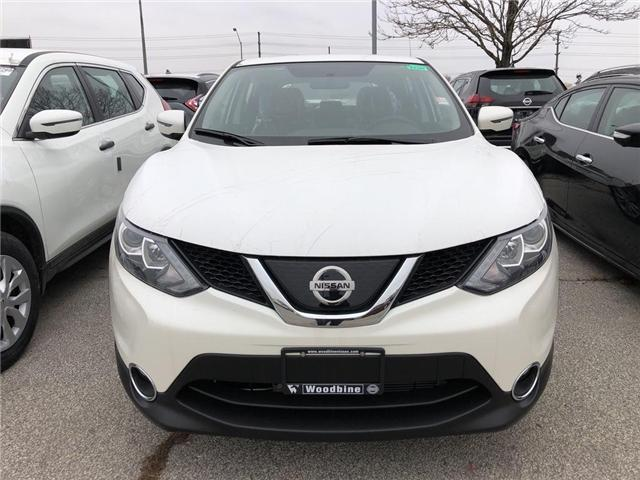 2018 Nissan Qashqai SV (Stk: QA60-18) in Etobicoke - Image 2 of 5