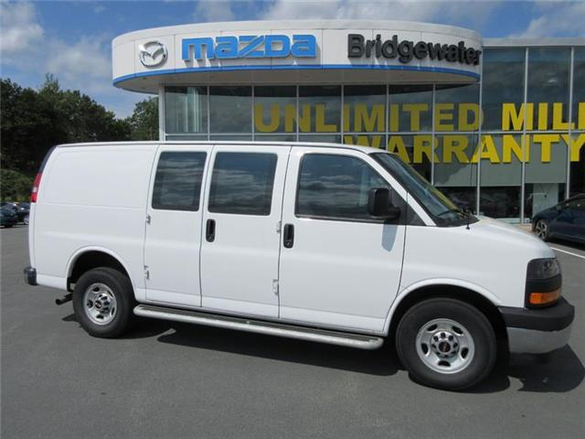 2017 GMC Savana 2500 Work Van (Stk: 18248) in Hebbville - Image 1 of 9