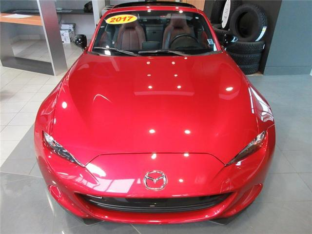 2017 Mazda MX-5 RF GT (Stk: 17183) in Hebbville - Image 2 of 10