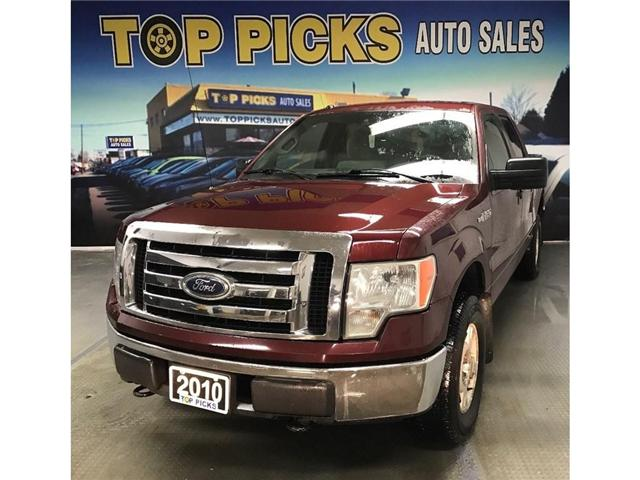 2010 Ford F-150 XLT (Stk: b49841) in NORTH BAY - Image 1 of 20