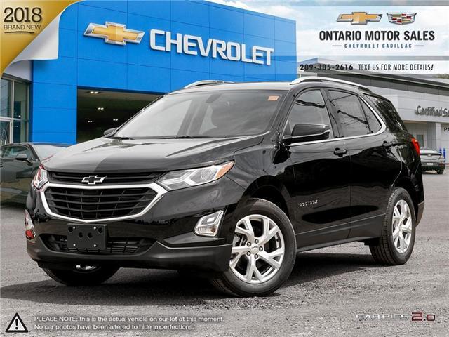 2018 Chevrolet Equinox LT (Stk: 8342672) in Oshawa - Image 1 of 18