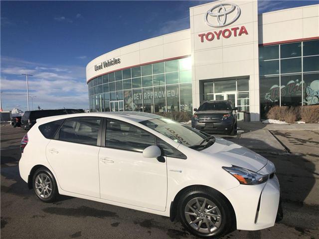 2018 Toyota Prius v Base (Stk: 284278) in Calgary - Image 1 of 15