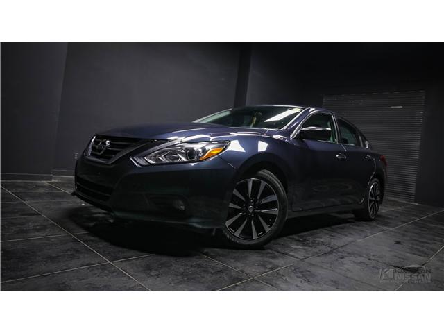 2018 Nissan Altima 2.5 SV (Stk: PT18-545) in Kingston - Image 28 of 36