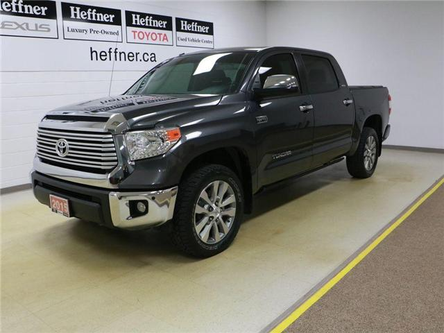 2015 Toyota Tundra  (Stk: 186440) in Kitchener - Image 1 of 29